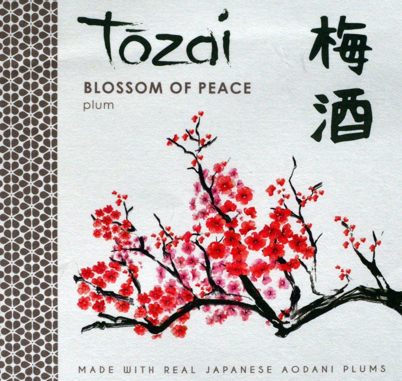 Tozai Blossom of Peace Umeshu [Plum sake] (720ML) zoom