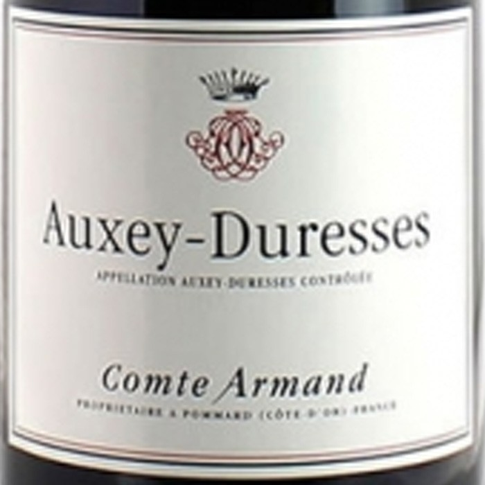 Auxey Duresses Rouge Comte Armand 2017 (750ML) zoom