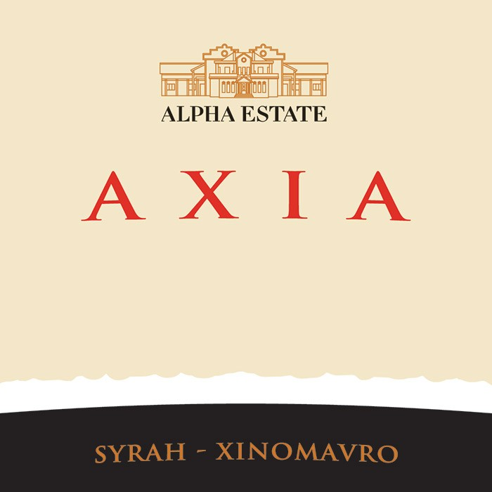 Alpha Estate Axia Xinomavro Syrah 2016 (750ML zoom