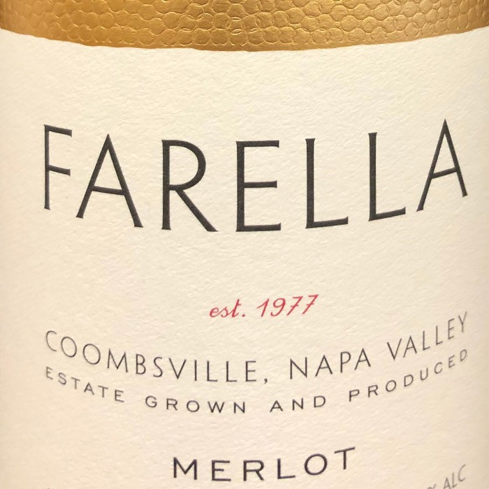 Farella Vineyard Merlot 2014 (750ML) zoom