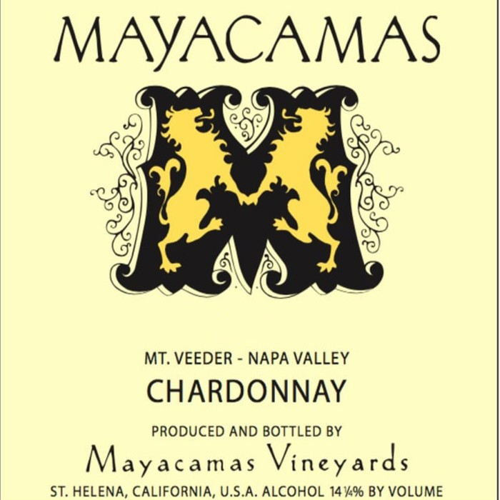 Mayacamas Mt. Veeder Napa Valley Chardonnay 2017 (750ML) zoom