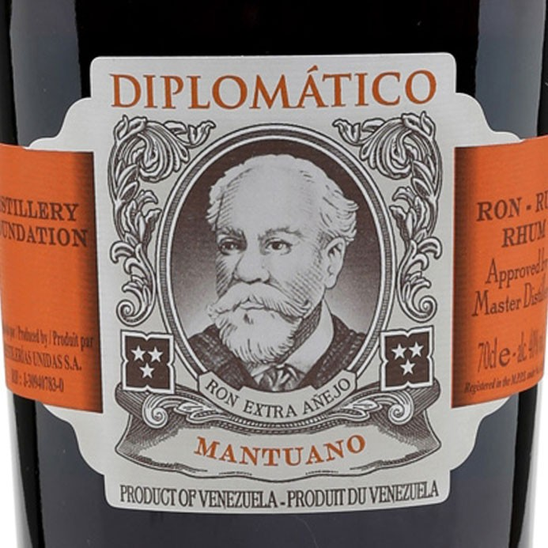 Diplomatico Mantuano Rum (750ML) zoom