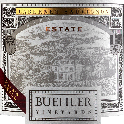 Buehler Papa's Knoll Cabernet Sauvignon 2018 (750ML) zoom