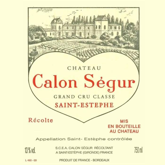 Calon Segur 2005 (750ML)