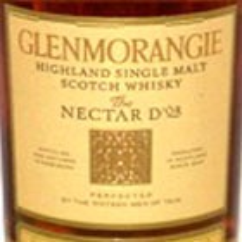 Glenmorangie The Nectar D or 12 years (750ML)