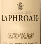 Laphroaig 10 Year Old Single Malt Scotch (750ML)