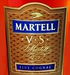 Martell Single Distillery VS Cognac (750ml)