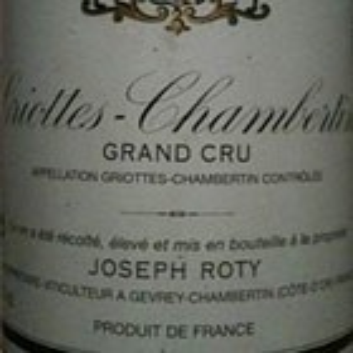 Griotte Chambertin Joseph Roty 2010 (750ML)