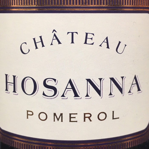 Hosanna 2011 (750ML)