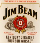 Jim Beam Bourbon (1L)