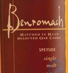 Benromach 10 Year Old Single Malt Scotch (750ML)