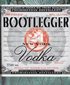 Prohibition Spirits Bootlegger 21 Vodka (750ML)