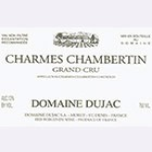 Charmes Chambertin Dujac 2012 (750ML)