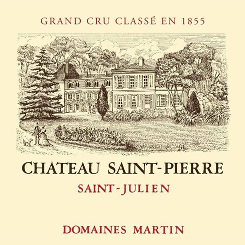 Saint Pierre 2009 (750ML)