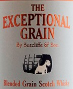 The Exceptional Grain Whiskey (750ml)
