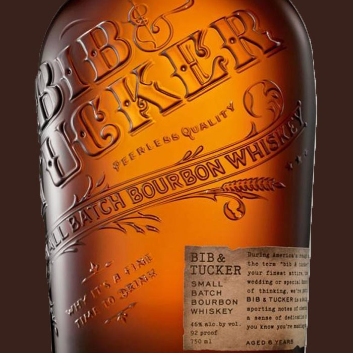Bib and Tucker Small Batch Bourbon (750ml)