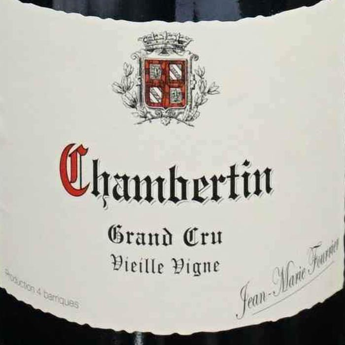 Chambertin Vieille Vigne Jean-Marie Fourrier 2014 (3L)