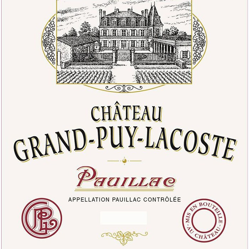 Grand Puy Lacoste 2015 (1.5L)