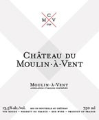 Moulin a Vent Chateau du Moulin a Vent 2009 (750ML)