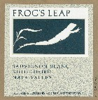 Frogs Leap Sauvignon Blanc 2016 (750ML)