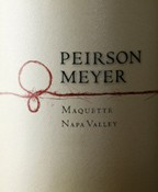 Peirson Meyer Proprietary Red Maquette 2014 (750ML)