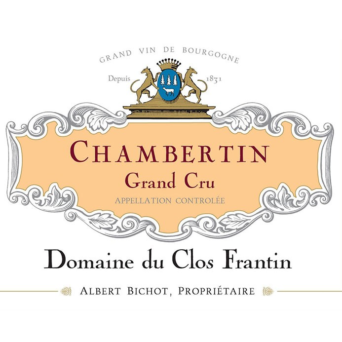 Chambertin Clos Frantin 2015 (750ML)
