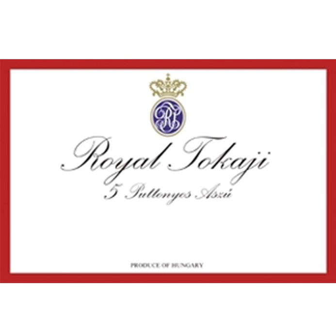 Tokaji Aszu 5 Puttonyos Royal Tokaji 2013 (500ML)