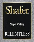 Shafer Vineyards Relentless Syrah 2014 (750ML)