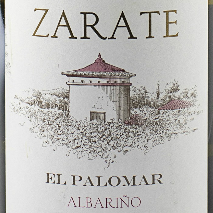 Zarate El Palomar Albarino 2016 (750ML)