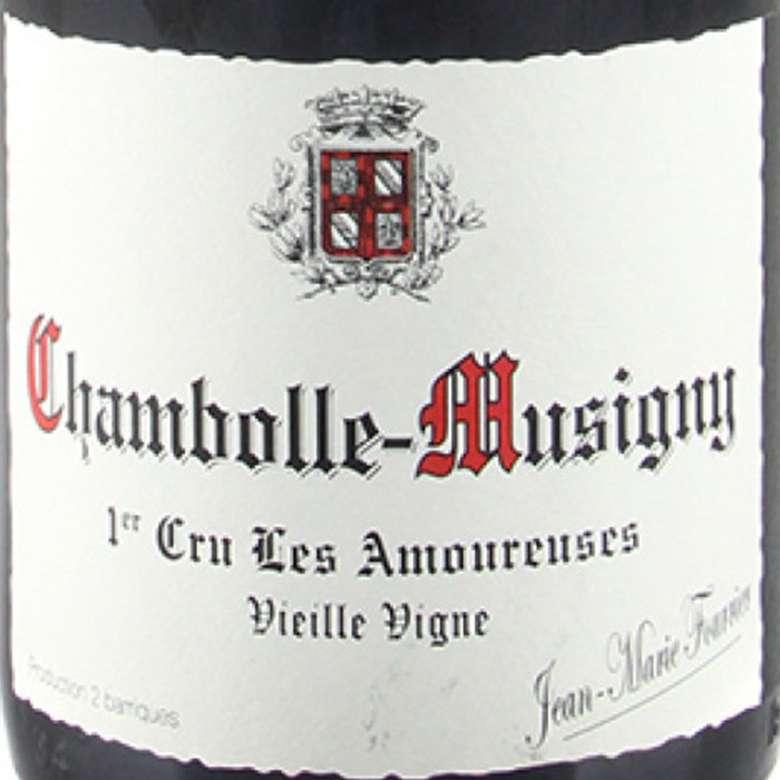 Chambolle Musigny Les Amoureuses Vieille Vigne Jean-Marie Fourrier 2017 (750ML)