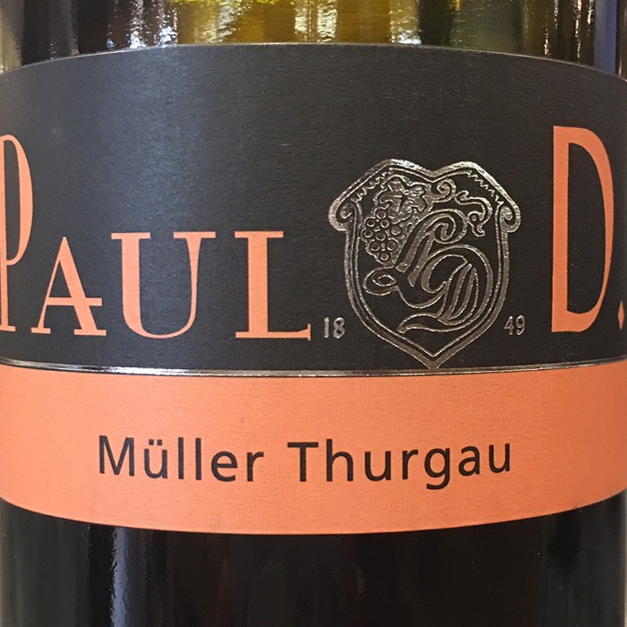 Muller Thurgau Romana Paul Direder 2015 (750ML)