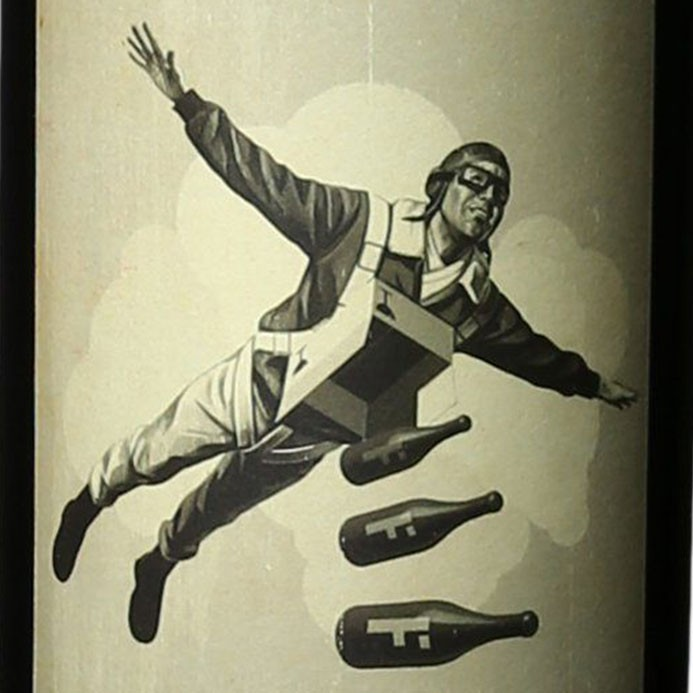 Dirty Pure The Bomb Red Field Blend 2016 (750ML)