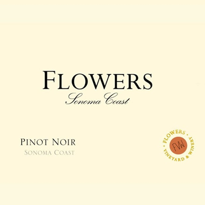 Flowers Sonoma Coast Pinot Noir 2016 (750ML)