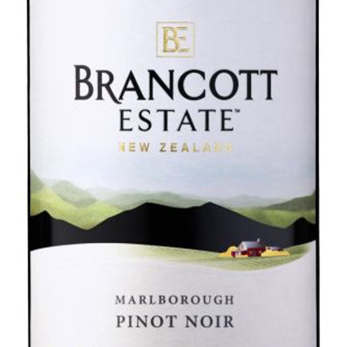 Brancott Estate Pinot Noir 2015 (750ML)