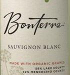 Bonterra Vineyards Sauvignon Blanc Organic 2017 (750ML)