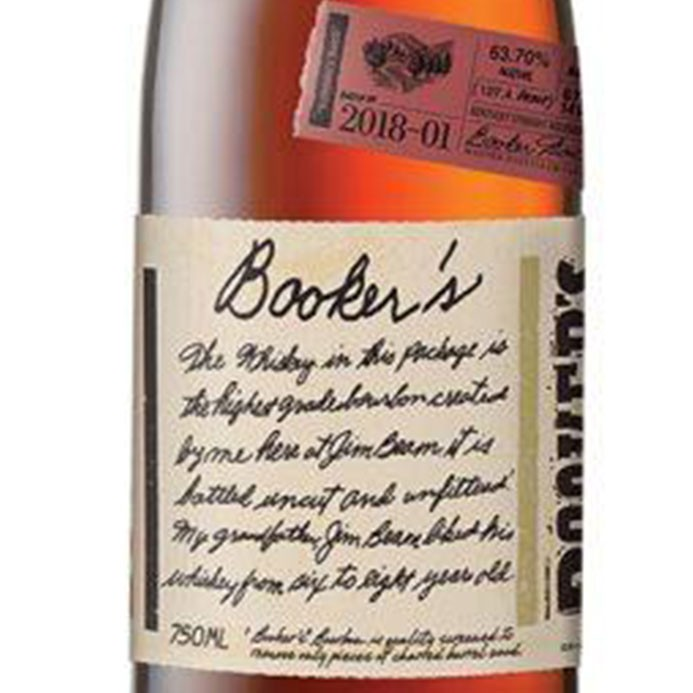 Bookers Kathleens Batch Bourbon (750ML)