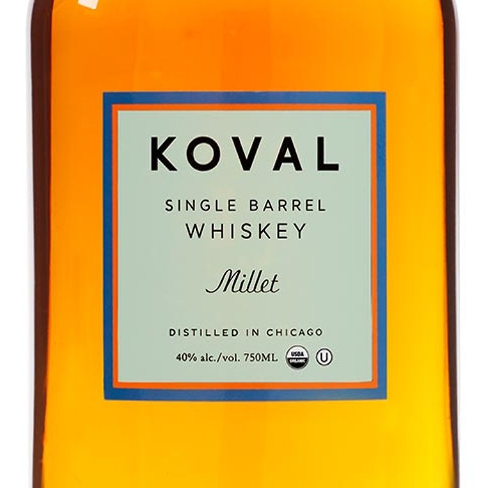 Koval Millet Single Barrel Whiskey (750ml)