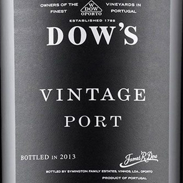 Dows Vintage Port 2016 (750ML)