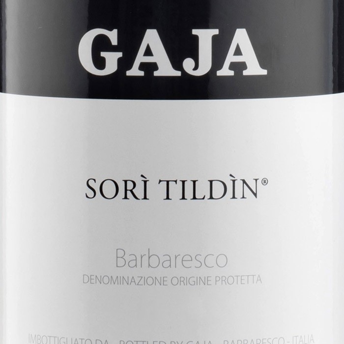 Barbaresco Sori Tildin Gaja 2015 (1.5L)