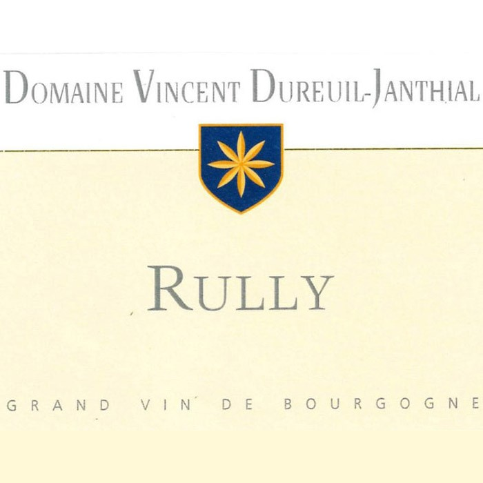 Rully Blanc Dureuil-Janthial 2016 (750ML)