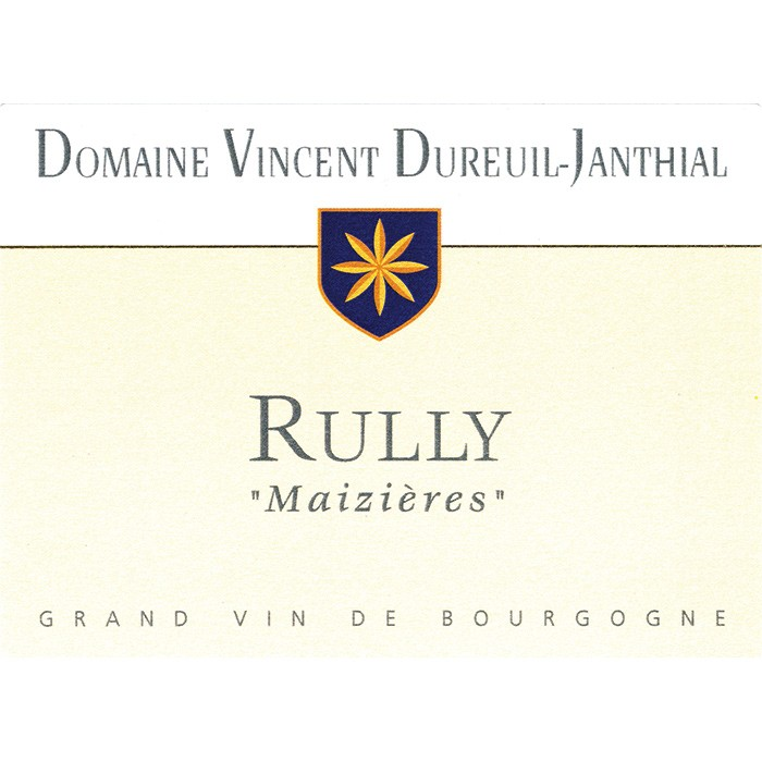 Rully Blanc Maizieres Dureuil-Janthial 2015 (750ML)