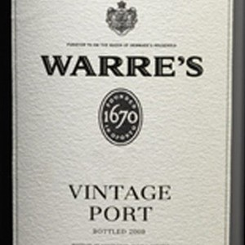 Warres Vintage Port 2016 (750ML)