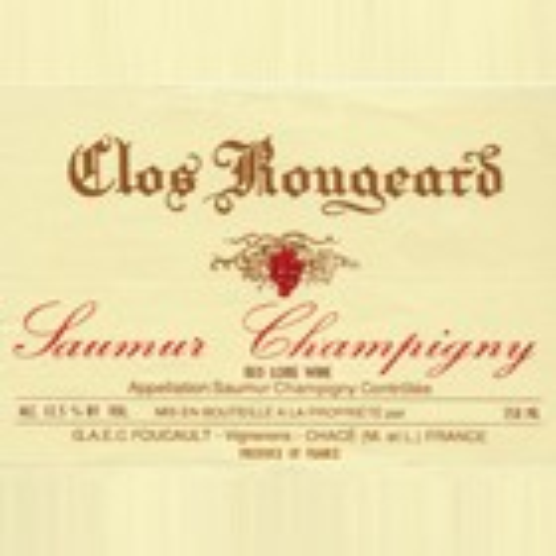 Saumur Champigny les Clos Clos Rougeard 2013 (750ML)