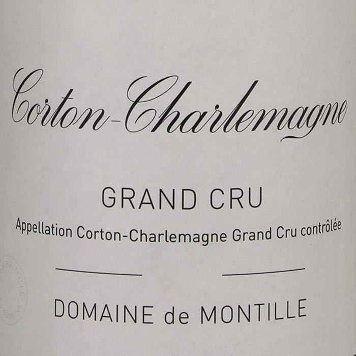Corton Charlemagne de Montille 2017 (750ML)