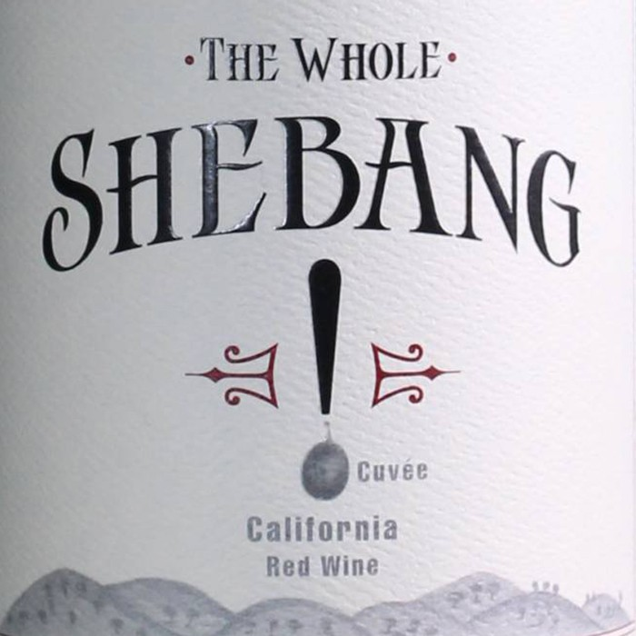 The Whole Shebang Twelfth Cuvee Red NV (750ML)