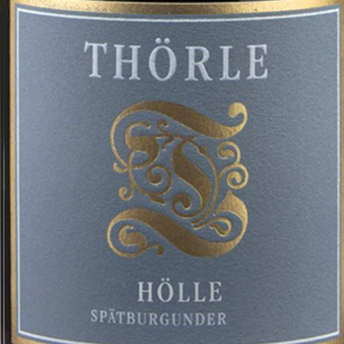 Thorle Spatburgunder Rheinhessen Hölle 2016 (750ML)