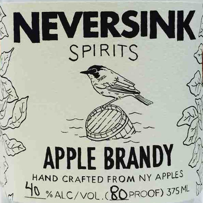 Neversink Apple Brandy (750ML)