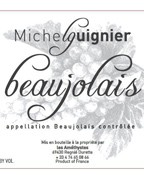 Beaujolais Michel Guignier 2017 (750ML)