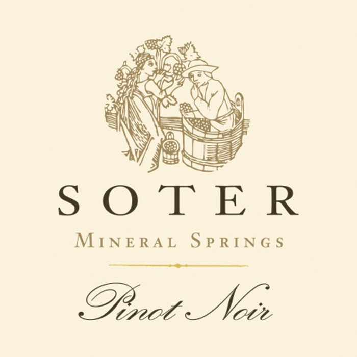 Soter Mineral Springs White Label Pinot Noir 2014 (750ML)