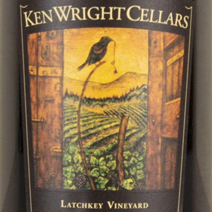 Ken Wright Latchkey Pinot Noir 2016 (750ML)